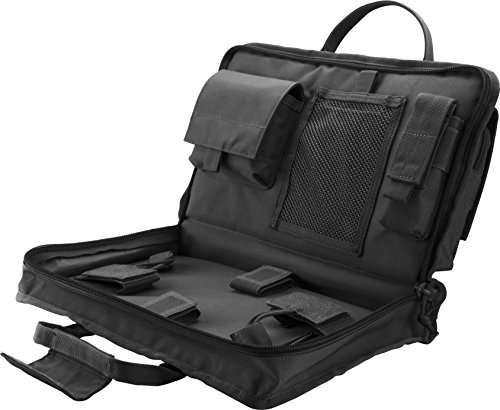 Loaded Gear Airsoft Gun Case 1 Loaded Gear Tactical Pistol Gun Shooting Range Bag 2 Handguns 16 in