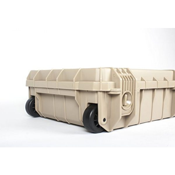 Seahorse Protective Equipment Cases Rifle Case 3 Seahorse SE1530 Tactical Long Case with Foam