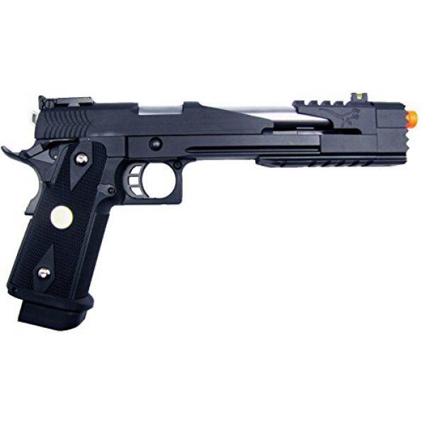 Wetech Airsoft Pistol 2 we hi-capa 7 dragon gas/co2 blowback full metal by we(Airsoft Gun)