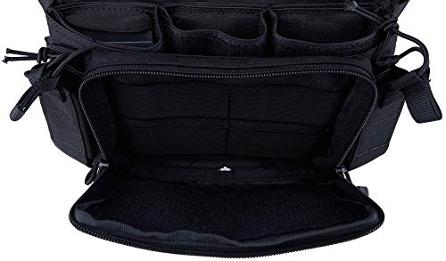 Tactical Area Airsoft Tactical Vest 2 Tactical Chest Rack