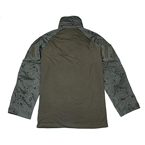 TMC Airsoft Tactical Vest 2 TMC ORG Cutting G3 Combat Shirt (Night Camo) for Airsoft Outdoor Game