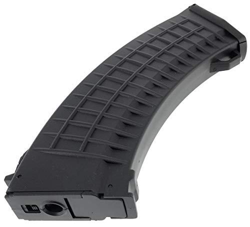 SportPro  6 SportPro 550 Round Flash Polymer Thermold Waffle High Capacity Magazine for AEG AK47 AK74 Airsoft