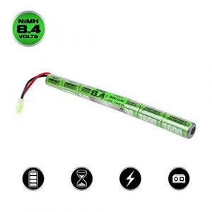 Valken Airsoft Battery 1 Valken Airsoft Battery - NiMH 8.4v 1600mAh Mini Stick Style