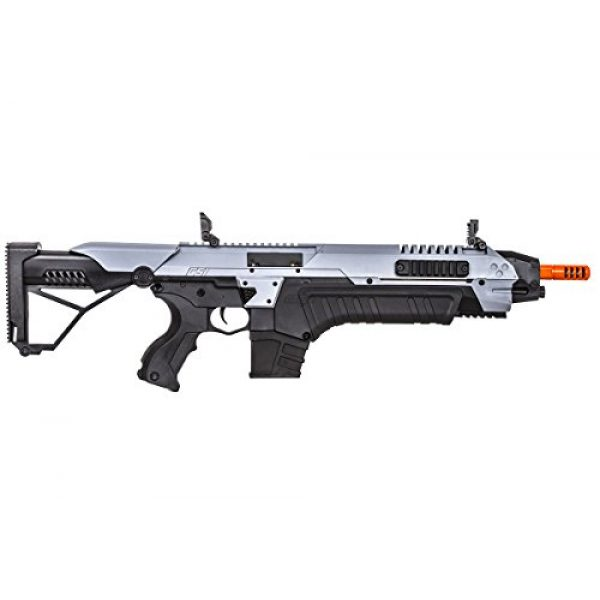 Star Airsoft Rifle 5 CSI S.T.A.R XR5 Advanced Main Battle Rifle M4 Carbine AEG Airsoft Gun ( Black/Gray)