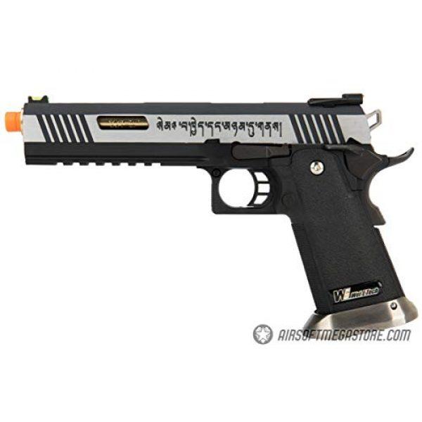 WE TECH Airsoft Pistol 1 WE TECH 1911 Hi-Capa T-Rex Competition Gas Blowback Airsoft Pistol