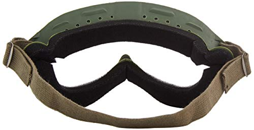 VooDoo Tactical Airsoft Goggle 4 Voodoo Tactical M-44 Military Style Goggles