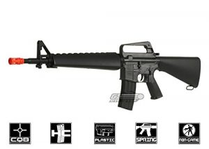 Velocity Airsoft Airsoft Rifle 1 Velocity Airsoft Spring M16 Rifle FPS-225 Airsoft Gun