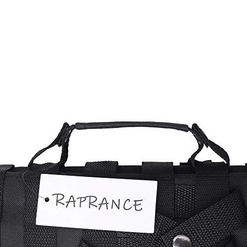 Raprance Airsoft Gun Case 6 Raprance Rifle Scabbard Gun Bag Rifle Sling Case Tactical Bag Shotgun Hunting Molle Holster