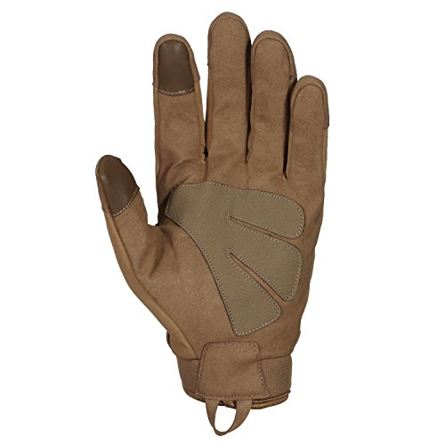 WTACTFUL Airsoft Glove 3 WTACTFUL Windproof Touch Screen Warmer Full Finger Gloves for Winter Cycling Motorcycle Hunting Gear