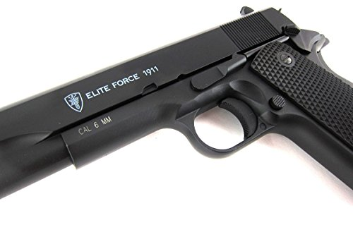 Elite Force Airsoft Pistol 4 Elite Force 1911A1 Full Metal CO2 Blow Back Airsoft Pistol - Package Deal