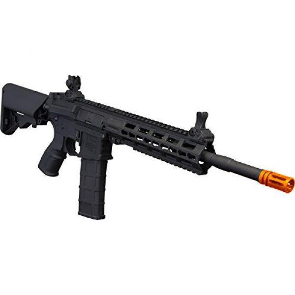 Tippmann Airsoft Airsoft Rifle 2 Tippmann Tactical Commando AEG Carbine 14.5in Airsoft Rifle Black