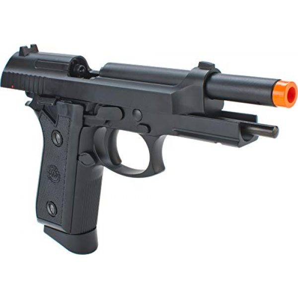 Taurus Airsoft Pistol 3 Taurus PT99 CO2 Full Metal Airsoft Pistol with Hop-Up and Blowback, 280-300 FPS