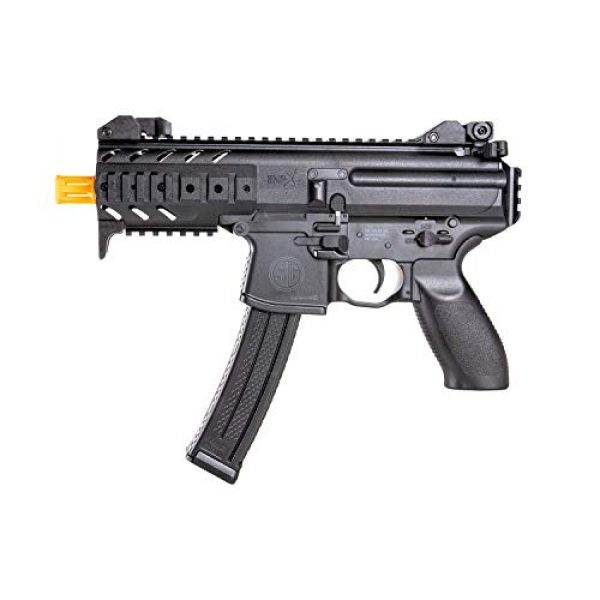 Sig Sauer Airsoft Rifle 3 Sig Sauer SIG1 MPX Airsoft