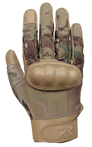 Rothco Airsoft Glove 2 Rothco Hard Knuckle Cut and Fire Resistant Gloves