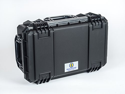 Seahorse Protective Equipment Cases  4 Seahorse Protective Equipment Cases SE830 Carry On Case with Foam