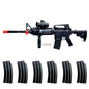 BBTac Airsoft Rifle 1 BBTac M83 Full Auto Electric Power LPEG Airsoft Gun with Warranty
