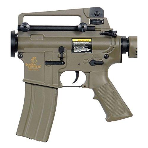 Lancer Tactical  2 Lancer Tactical LT-06T M4A1 Airsoft Electric Gun Metal Gear FPS-400 - Dark Earth