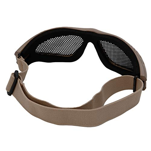 Oranmay Airsoft Goggle 4 Oranmay Eye Protection Goggles Anti Fog Mesh Glasses for Motorcycle Airsoft