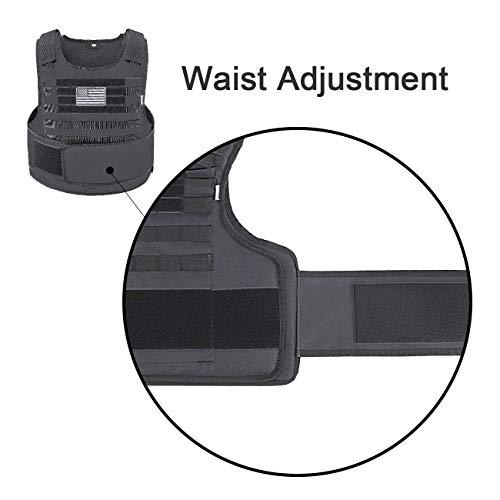 Snacam Airsoft Tactical Vest 5 Snacam Tactical Airsoft Vest Molle Vest