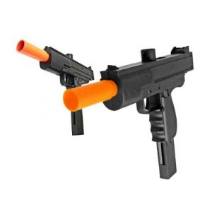 BBTac Airsoft Rifle 1 bbtac bbtac-m36-(x2) dual spring smg's 250 fps airsoft gun (2-pack)(Airsoft Gun)