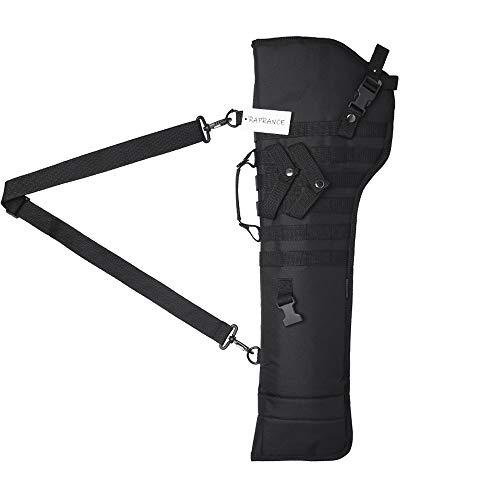 Raprance Airsoft Gun Case 2 Raprance Rifle Scabbard Gun Bag Rifle Sling Case Tactical Bag Shotgun Hunting Molle Holster