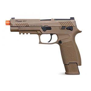 Sig Sauer Airsoft Pistol 2 Sig Sauer Airsoft Proforce M17