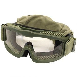 Lancer Tactical Airsoft Goggle 1 Lancer Tactical Airsoft Safety Goggles