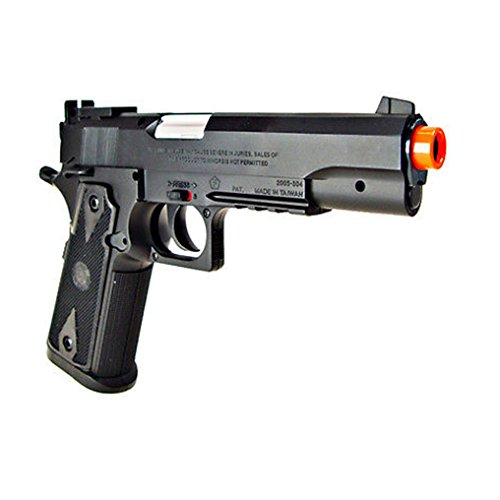 WG Airsoft Pistol 3 500 fps new wg airsoft 1911 non blowback gas co2 hand gun pistol w/ 6mm bb bbs(Airsoft Gun)