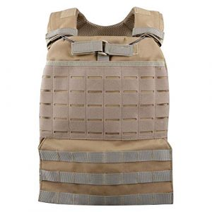 Tactical Area  1 CS Army Vest Multi-Functional Tactical Airsoft Vest Breathable and Quick Release Tactical Vest
