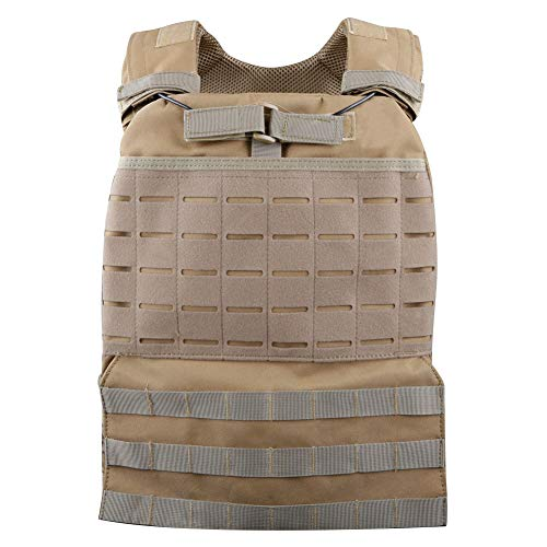 Tactical Area Airsoft Tactical Vest 1 CS Army Vest Multi-Functional Tactical Airsoft Vest Breathable and Quick Release Tactical Vest