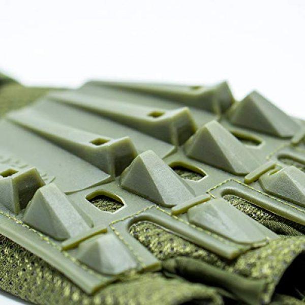 Valken Airsoft Tactical Vest 5 Valken Tactical Crossdraw Vest - Adult - Tan