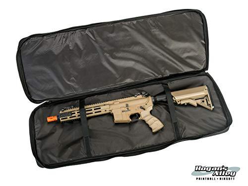 """Hogan's Alley Paintball Airsoft Gun Case 3 Hogan's Alley 36"""" Single Gun Bag for Airsoft AEGs and Paintball Guns - Tan"""