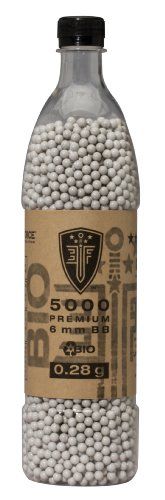 Elite Force Airsoft BB 1 Elite Force Premium Biodegradable 6mm Airsoft BBS Ammo