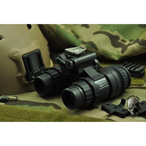 TMC Airsoft Tool 2 TMC Dummy an/ PVS15 NVG for Airsoft Tactical Hunting Outdoor Game