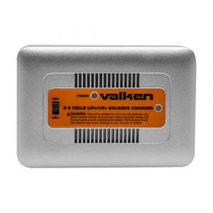 Valken Airsoft Battery Charger 1 Valken Airsoft Li-po/Life Smart Battery Charger - 2-3 Cell Quick Balancing
