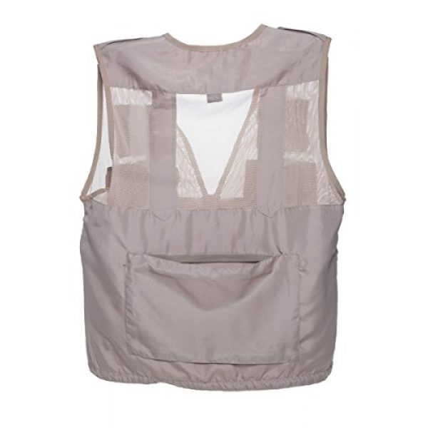 CampCo Airsoft Tactical Vest 2 Humvee Nylon Combat Vest with Safety Zipper