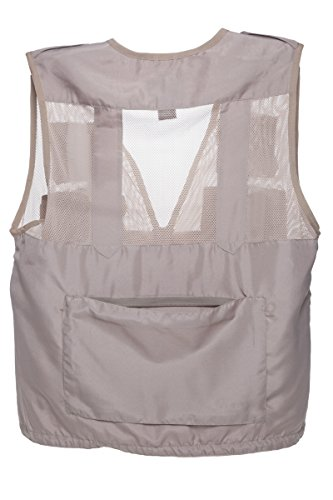 CampCo  2 Humvee Nylon Combat Vest with Safety Zipper
