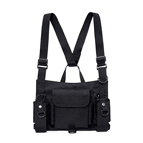 Redland Art Airsoft Tactical Vest 1 Redland Art Tactical Vest Airsoft Ammo Chest Bag for Men AK 47 Magazine Pouch Carrier Vest Combat Tactical Hunting Gear Military Equipment Airsoft Tactical Vest