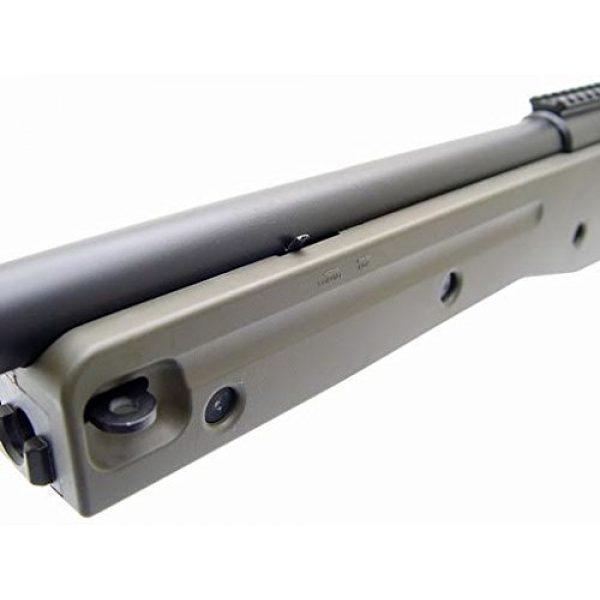 AGM Airsoft Rifle 6 AGM L96 AWP Spring Airsoft Sniper Gun OD