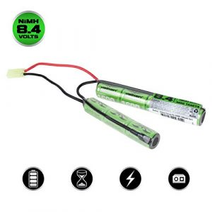 Valken Airsoft Battery 1 Valken Airsoft Battery - NiMH 8.4v 1600mAh Split Style