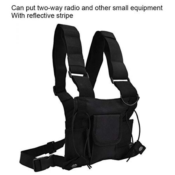 Alomejor Airsoft Tactical Vest 4 Alomejor Airsoft Vest Paintball Airsoft Protector Training Vest Waistcoat for Outdoor Camping Fishing Hiking Airsoft War Game