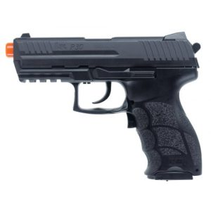 Elite Force Airsoft Pistol 1 Elite Force HK Heckler & Koch P30 Electric Blowback 6mm BB Pistol Airsoft Gun, Black