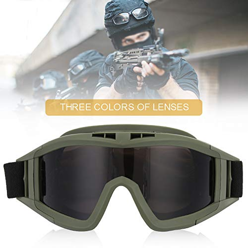 Ski Eye Protection Goggles for Riding Hunting Cycling