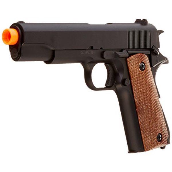 BBTac Airsoft Pistol 3 BBTac BT-1911A1 Metal and ABS Spring Airsoft Pistol 250-FPS Airsoft Gun