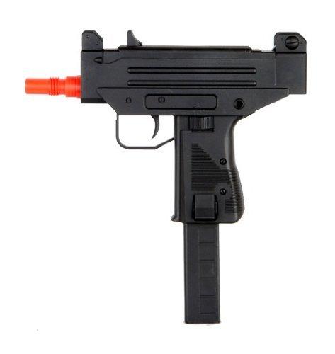 Well  1 Well mini uzi smg d93 electric airsoft gun rechargeable aeg full & semi automatic fps-255(Airsoft Gun)