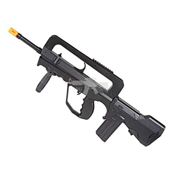 Double Eagle Airsoft Rifle 3 Double Eagle A&N Tactical M46A1 Powerful Spring Airsoft Gun Assault Rifle FAMAS Styled and 2000 BBS