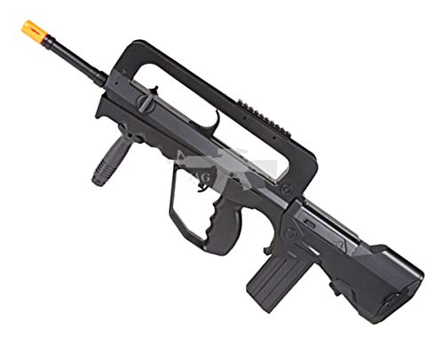 Double Eagle  3 Double Eagle A&N Tactical M46A1 Powerful Spring Airsoft Gun Assault Rifle FAMAS Styled and 2000 BBS