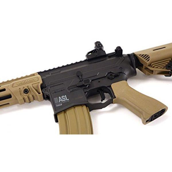 Valken Airsoft Rifle 2 Valken ASL TANGO M4 6mm Airsoft Rifle Tan/Black w/Battery & Charger