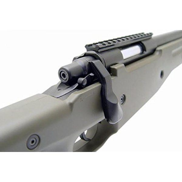 AGM Airsoft Rifle 4 AGM L96 AWP Spring Airsoft Sniper Gun OD