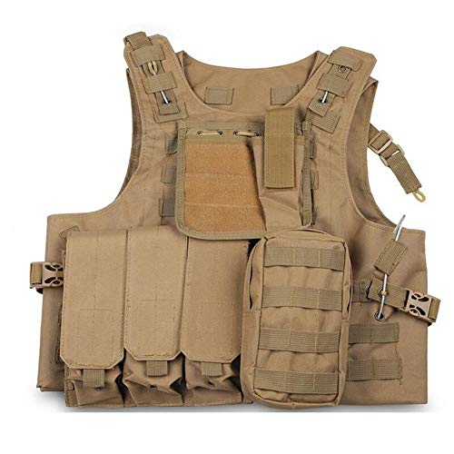 Redland Art Airsoft Tactical Vest 7 Redland Art Camouflage Tactical Amphibious Vest Military Army Combat Airsoft Paintball Sport Body Armor Molle Hunting Vest 8 Colors Airsoft Tactical Vest
